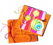 Adventskalender orange, 18.-