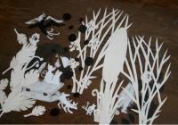 Papierschnitte