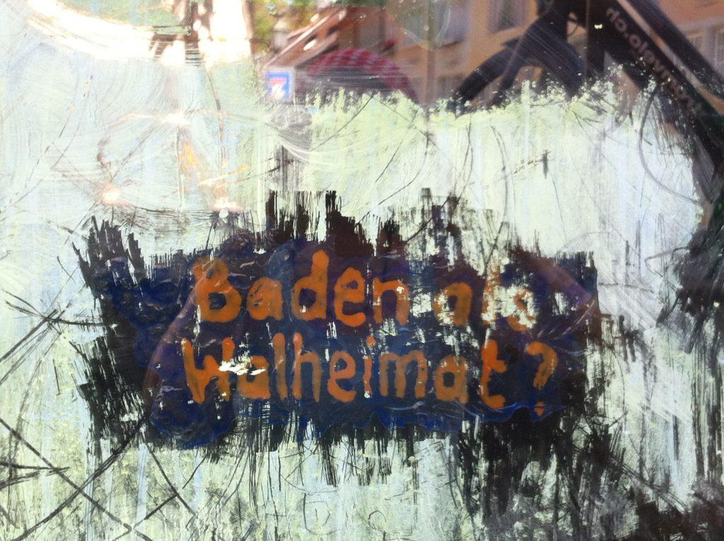 GEDANKEN EINES OKTOPUS: Baden als Walheimat?