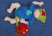 Babychäppli, Babybody und Nuggimonster