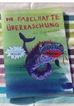 Fabelhafte Überraschung, Ausmal- und Rätselheft inkl. Bastelbogen Drache, A4, 16.-