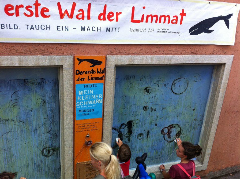 Mein kleiner Schwarm: not finding Nemo, but...